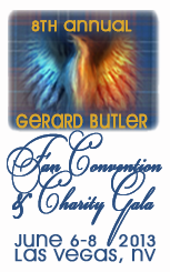 Gerard Butler Fan Convention 2013